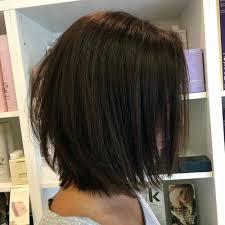 bob haircuts same length at back unique medium length bob hairstyles back view medium layered bob