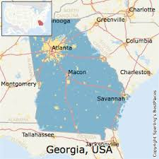 best towns in georgia best places to live in georgia state