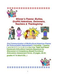 winner s poems bullies graffiti valentines swimmers teachers