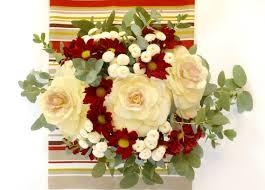 easy diy thanksgiving floral centerpiece