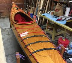 Build Blog by Almost Finished With The Pygmy Borealis Kayak