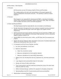 process engineer job description process engineer cv engineering