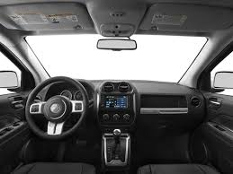 jeep compass 2014 interior 2016 jeep compass price trims options specs photos reviews