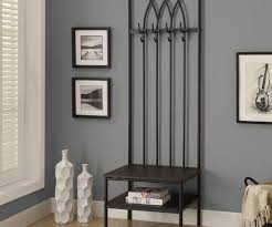 entryway coat rack with bench tradingbasis