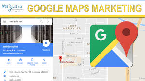 Gppgle Maps Google Maps Marketing Guide Webtechs Net 1 Seo Service