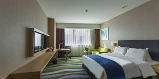 holiday inn express jinan high tech zone hotel by ihg