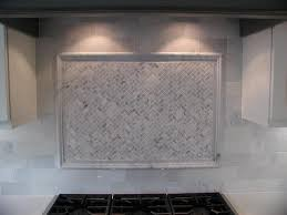 Subway Tile In Glass Travertine Marble Brick And More Oh My - Marble backsplash tiles