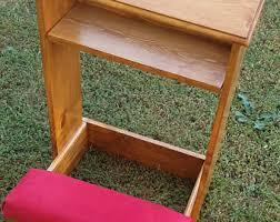 Garden Kneeler Bench On Sale Completed Prayer Kneeler Ready To Ship Kneeling