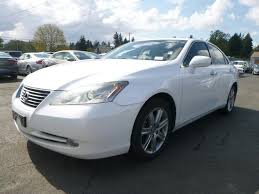white lexus 4 door 2008 lexus es in oregon for sale 33 used cars from 9 895