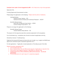 Electronic Cover Letters Cover Letter Grant Choice Image Cover Letter Ideas