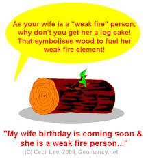wife weak fire person u0026 birthday caricatures