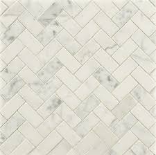 White Tile Bathroom Floor by Best 25 Herringbone Marble Floor Ideas On Pinterest Wood