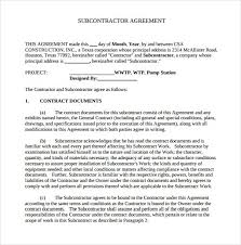 Resume For Casual Jobs by Job Agreement Contract Sample Job Work Agreement Contract Job