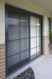 Secure Sliding Patio Door Appealing Security Sliding Screen Doors With Sliding Security
