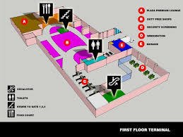 Ferry Terminal Floor Plan Macl Maldives Airports Company Limited