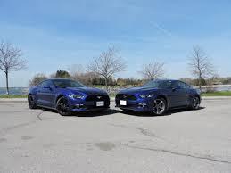 02 mustang v6 2015 ford mustang v6 vs ford mustang ecoboost autoguide com