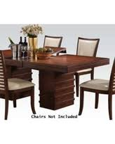 Pedestal Dining Table With Butterfly Leaf Extension Don U0027t Miss This Deal On Chantelle Collection 60540 80