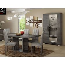 sarah 8 pc dining set with 2 door vitrine at home usa modern