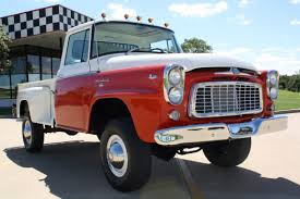 workhorse electric pickup truck 1960 international b 120 3 4 ton stepside truck all wheel drive