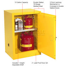 flammable gas storage cabinets amazing flammable storage cabinet unbelievable self closing doors 30