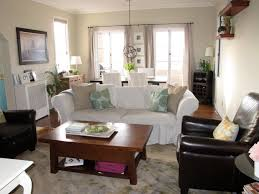 Dining Room Craft Room Combo - apartment living room dining combo decorating ideas for