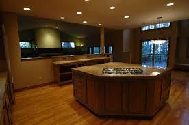 Kitchen Islands With Cooktop Kitchen Design Gallery Alpine Custom Interiors