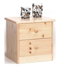 Natural Pine Bedroom Furniture by Steens Mario Natural Pine Kids 2 Drawer Bedside Cabinet Table Is