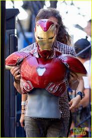 avengers infinity war new ironman armour marvelstudios