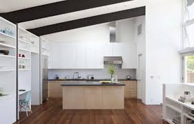 kitchen simple minimalist kitchen design with brown wooden