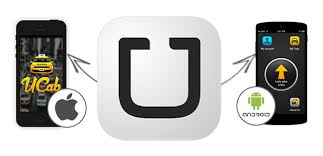 uber for android create your own taxi booking or ride apps like uber lyft