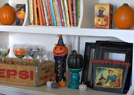 a little halloween in the house life on lemon lane