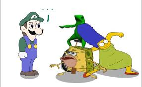 Weegee Memes - weegee discovers the memes of today by tehboxproductions on deviantart
