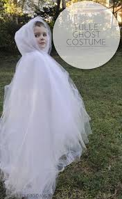 ghost costume diy tulle ghost costume in the next 30 days