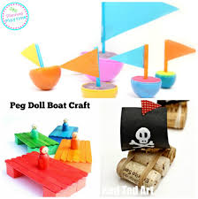 15 fun boat crafts for kids planning playtime