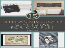 18th anniversary gift 18th wedding anniversary gift ideas him archives 43north biz