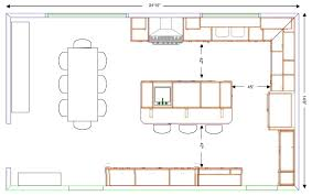 Best Kitchen Layouts With Island Artistic Fresh Kitchen Layout Island Best Design For You 8175