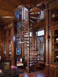 Wooden Spiral Stairs Design Wood Spiral Stair Houzz