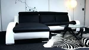 canapé design noir et blanc deco canape noir canape noir et blanc design canapac noir et blanc
