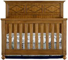 Rustic Convertible Crib Bassett Furniture Brookdale Convertible Crib Rustic Brownstone