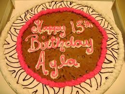 celebrating ayla u0027s 13th birthday daily foolishness