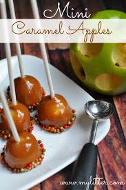 where can i buy candy apples mini caramel apples recipe mylitter one deal at a time