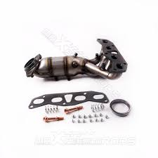 nissan altima exhaust manifold for nissan altima exhaust manifold catalytic converter 2002 2006