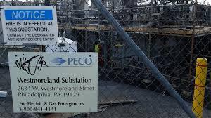 Peco Power Outage Map Power Outage 6abc Com