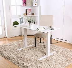 desk power outlet shuler contemporary height adjustable desk with usb power outlet