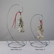 ornament stands silver superstore