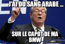 J Meme - j ai du sang arabe le pen meme on memegen