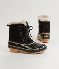 khombu womens boots sale khombu blair duck boot s shoes in black buckle