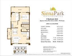 Naia Terminal 1 Floor Plan by Siena Park Residences Condominium At Parañaque Ownmoko
