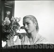 Jennifer Kelly Geddes Grace Kelly Elegant Beauty 1958 Lovely Contact Sheet Photograph