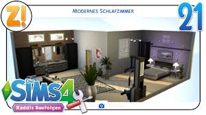 sims 4 kaddi u0027s baufolgen modernes schlafzimmer ohne packs